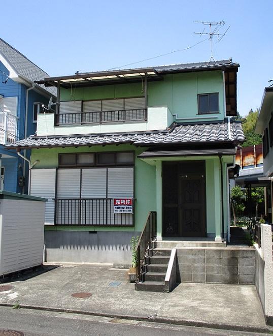 5DKの中古住宅 清水区横砂東町の売物件