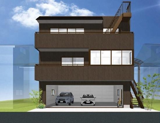 【完全予約制】重量鉄骨造3階建て住宅フルリフォーム完成見学相談会
