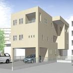 重量鉄骨3階建て二世帯住宅 完成見学会 静岡市清水区