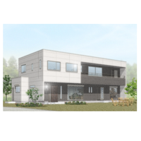 自然災害と戦う重量鉄骨の家 完成見学会