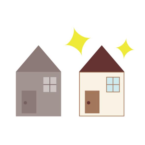 減築という地震対策をした家 リフォ―ム完成現場見学会