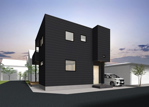 木造2階建て住宅 完成見学会
