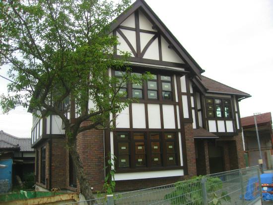 イギリス チューダー調住宅  静岡県駿東郡清水町