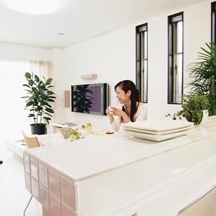 日当たり良好・重量鉄骨ならではの広い空間「家族の笑顔が見える家」 静岡市葵区