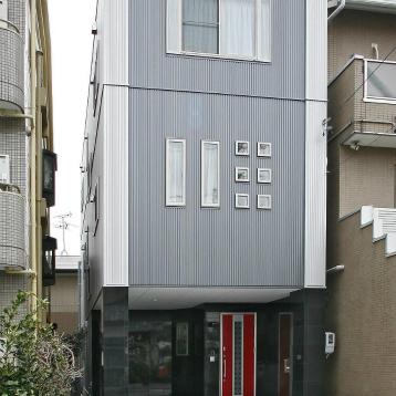 奥様の夢、アトリエのある家 ( 都市型住宅 ) 静岡市駿河区