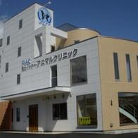デザイン階段がオシャレな富士市のアニマルクリニック 店舗併用3階建て2世帯住宅