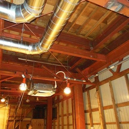 【リノベーション】 鉄骨造店舗の耐震補強リノベーション 静岡市清水区
