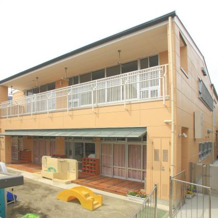 様々な災害から子供たちを守る重量鉄骨の保育園 静岡市清水区