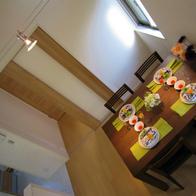 空間のマジック? スキップフロアーの家 静岡市清水区