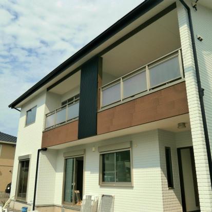 60歳を超えた父母と一緒に住むための二世帯住宅 静岡県藤枝市