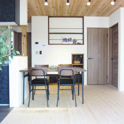 【リノベーション】 中古住宅を購入して耐震リノベーションしました。ヴィンテージandリゾート 静岡市葵区