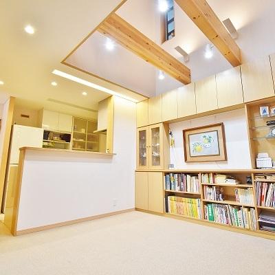 キレイなおうち しっかりしっとり空気サラサラ ファースの家 静岡市清水区