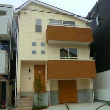 収納満載の家 5層住宅 静岡市清水区