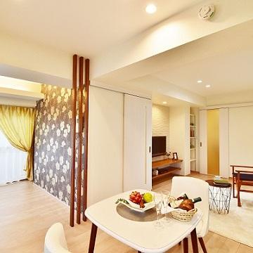 【マンションリノベーション】シンプル&ホテルライクをコンセプトに築27年のマンションをリノベーション。静岡市清水区