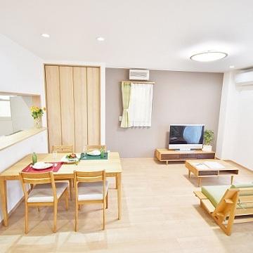 災害対策住宅の重量鉄骨住宅で、低燃費で夏涼しく冬暖かく暮らす健康住宅 静岡市駿河区