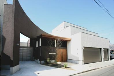 設計事務所とコラボしたデザイナーズ木造住宅